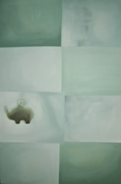 2 tríptico_Sonrisa para un spot_Aissa M. Santiso Camiade 2012.óleo_lienzo.180x120cm_2