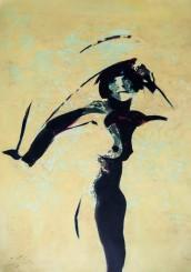 #28- Regen. _Regen series _aissa santiso.óleo_lienzo. 120x 80cm. 2015