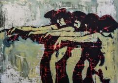 # 47-für sie._ Regen series_ óleo sobre lienzo_80x120cm_aissa santiso2014