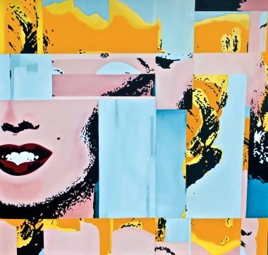 _M.M_de la serie_FLAT_Aissa M. Santiso Camiade 2013.óleo_lienzo.220x230cm