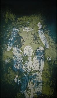 serie_De lo que subyace_Aissa M. Santiso Camiade 2010.óleo_lienzo.180x100cm