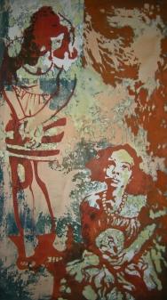 serie_De lo que subyace_Aissa M. Santiso Camiade 2010.óleo_lienzo.180x100cm_1