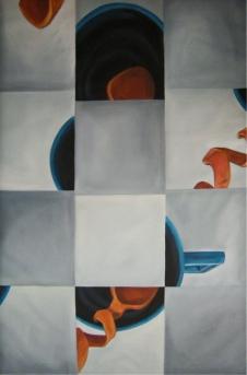 serie_Lo que queda de mi_Aissa M. Santiso Camiade 2011.óleo_lienzo.180x120cm