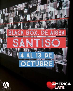 BLACK BOX aissa santiso. casa de america 2018 (2)